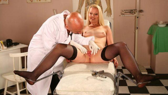 Порно у врача